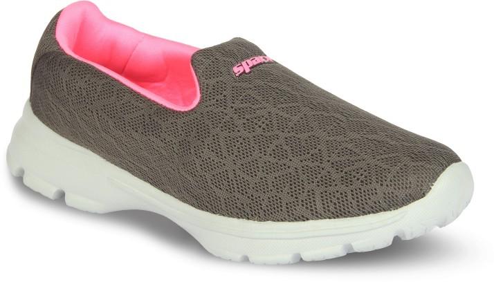Sparx Women SL-133 Grey Pink Walking
