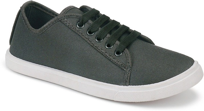 Girls Canvas Shoes For Women