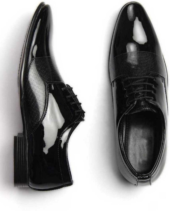 Englewood Black Shoes Me's Dress shoes