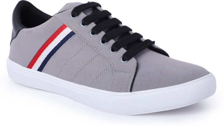Shoe Mate Grey Casual Shoes Casuals For