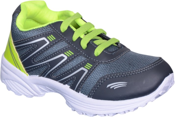 YANSHU Boys Lace Running Shoes Price in