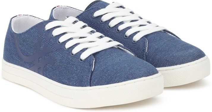 United Colors of Benetton Canvas Shoes