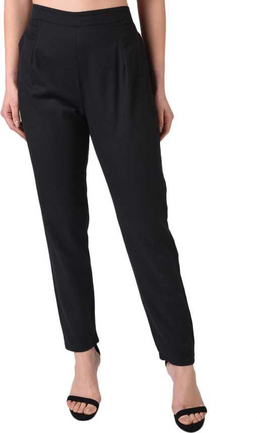 Atarah Regular Fit Women Black Trousers Buy Atarah Regular Fit Women Black Trousers Online At Best Prices In India Flipkart Com Nike (m) maternity sizes fit true to. atarah regular fit women black trousers