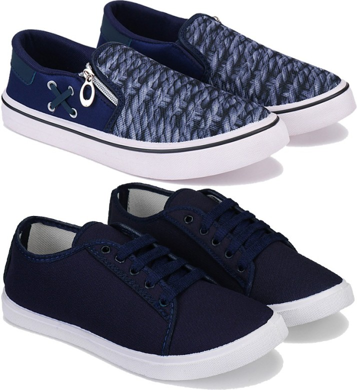 Swiggy Combo pack of 2 casual shoes for