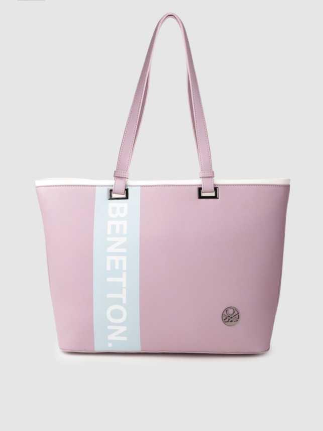 Of Benetton Women Purple Shoulder Bag