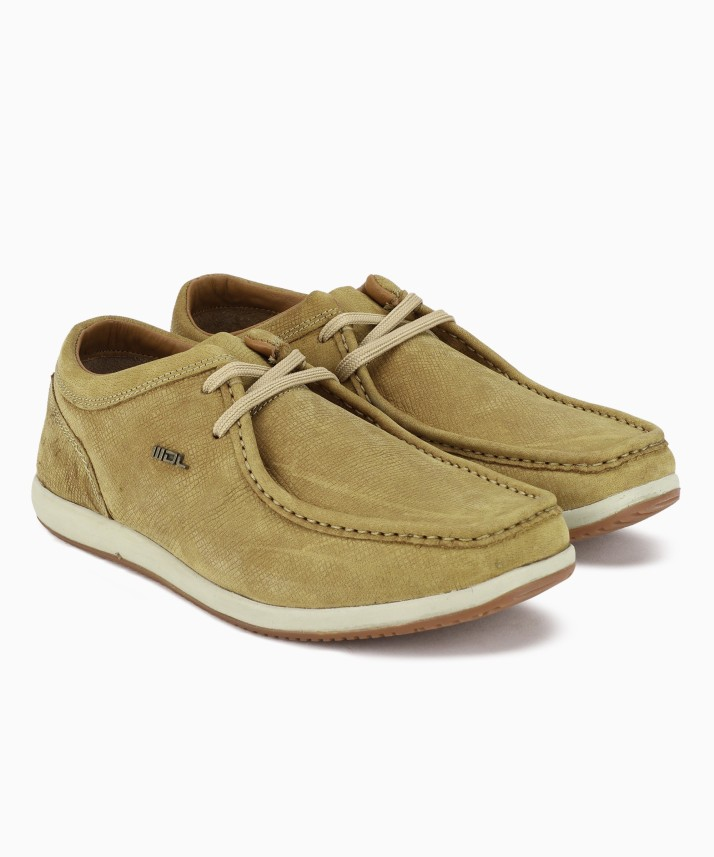 Woodland Corporate Casuals For Men