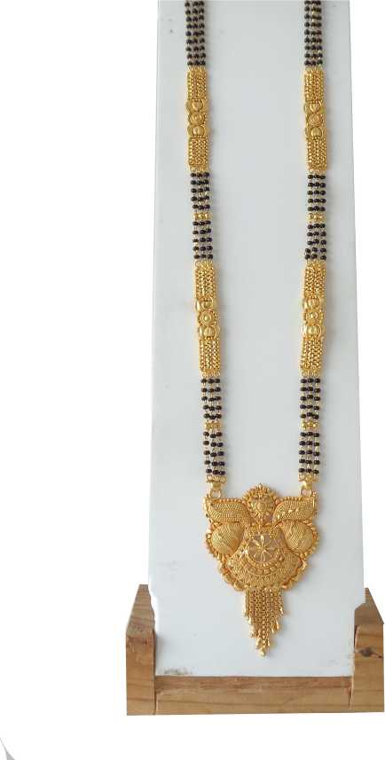 Ramdev Art Fashion Jewellery Designer And Stylish Alloy Mangalsutra For Women Copper Alloy Metal Mangalsutra Price In India Buy Ramdev Art Fashion Jewellery Designer And Stylish Alloy Mangalsutra For Women Copper