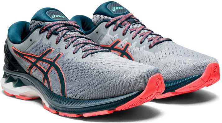 Mala fe Más Paciencia  Asics GEL-KAYANO 27 Running Shoes For Men - Buy Asics GEL-KAYANO 27 Running  Shoes For Men Online at Best Price - Shop Online for Footwears in India |  Flipkart.com