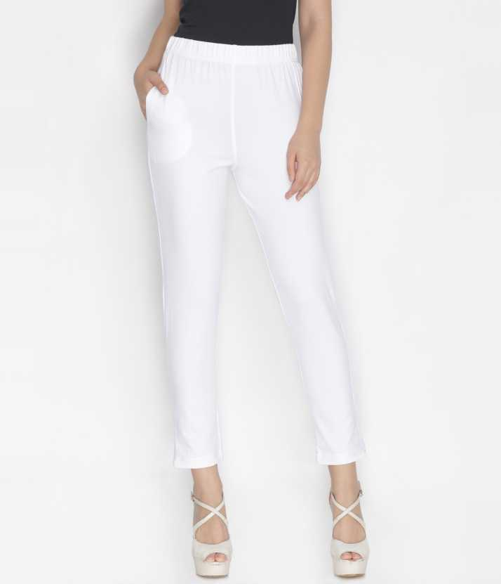 Lyra Slim Fit Women White Trousers Buy Lyra Slim Fit Women White Trousers Online At Best Prices In India Flipkart Com There are 1537 slim fit women pants for sale on etsy, and they cost $67.28 on average. lyra slim fit women white trousers