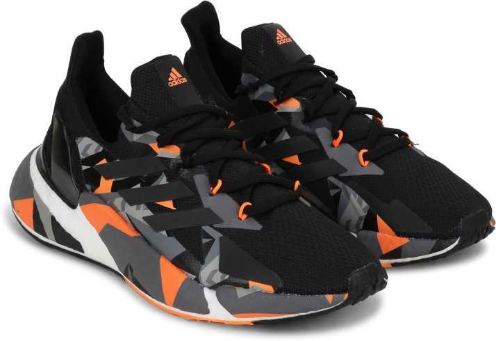 adidas running shoes mens black
