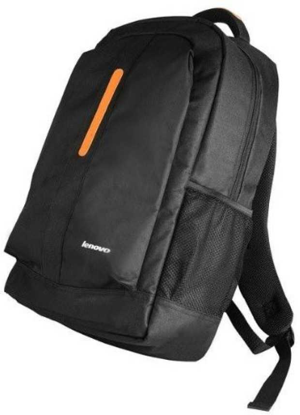 8554e554eb Lenovo 15.6 inch Laptop Backpack Black - Price in India