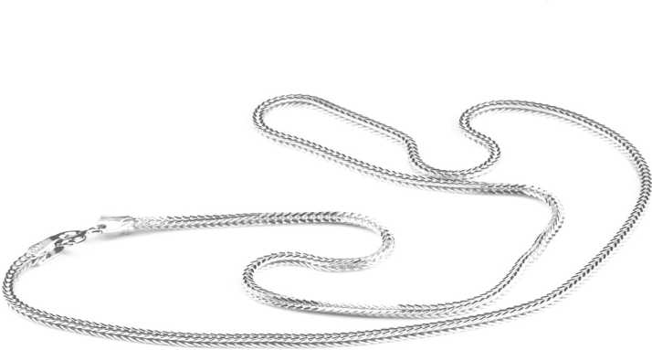 925 Silver Chain >> Swank Silver Genuine Pure 925 Sterling Silver Chain For Men Boys Girls And Women Sterling Silver Chain