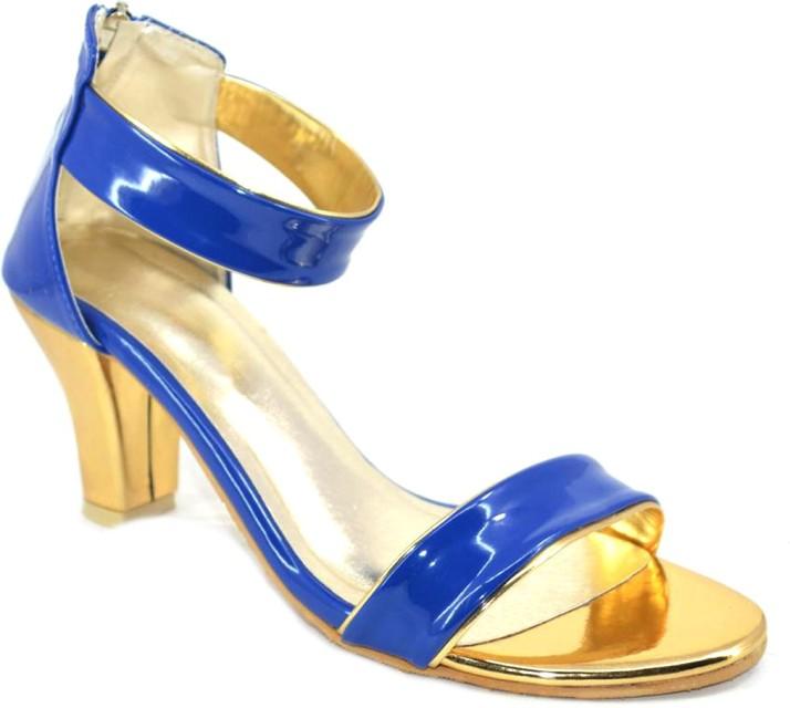 BLUE PARROT Girls Heels Price in India