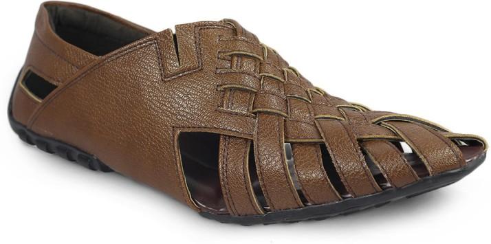 TRIAD Men Beige Sandals - Buy Beige