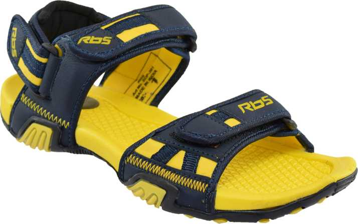 076346115 JNG RBS Men Blue Sandals - Buy Blue Color JNG RBS Men Blue Sandals ...