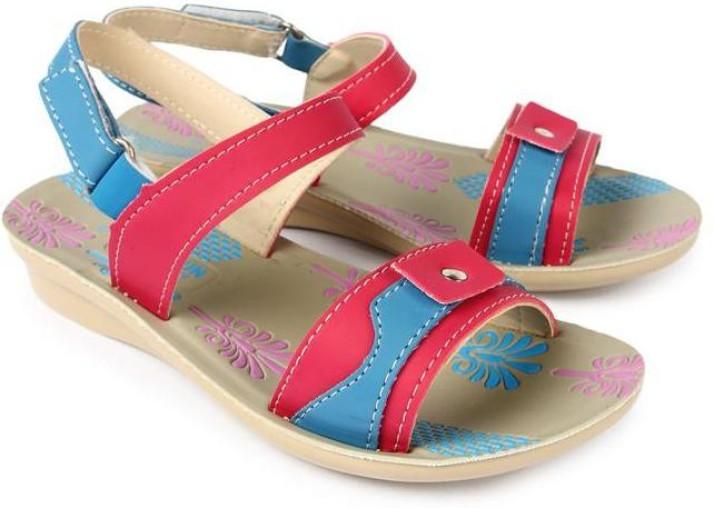 girls sandals flipkart
