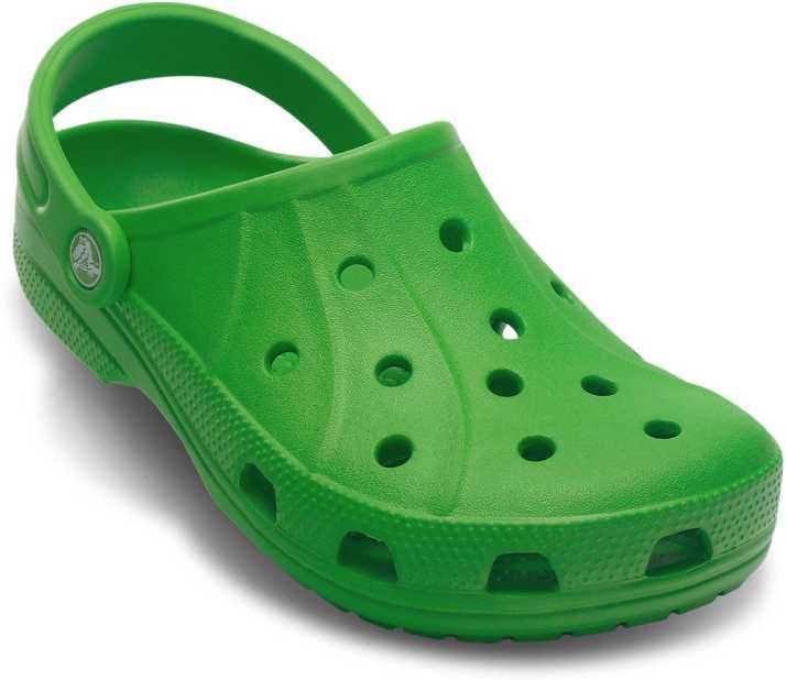 01547d5d2cd9c Crocs Men Green Clogs - Buy 15907-320 Color Crocs Men Green Clogs Online at  Best Price - Shop Online for Footwears in India | Flipkart.com