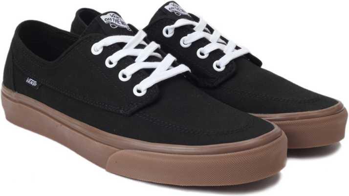 0c824a7bff69 Vans Brigata Sneakers For Men - Buy Black Color Vans Brigata ...