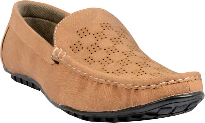 ea5fc8db4e0 kashish Products Loafers For Men - Buy Tan Color kashish Products Loafers  For Men Online at Best Price - Shop Online for Footwears in India