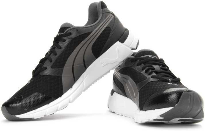 Salvación asqueroso productos quimicos  Puma Poseidon Running Shoes For Men - Buy Black, Turbulence Color Puma  Poseidon Running Shoes For Men Online at Best Price - Shop Online for  Footwears in India | Flipkart.com