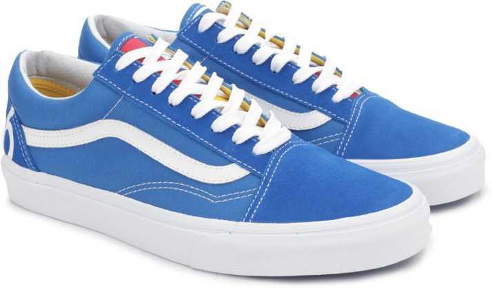 db158fa22df179 ON OFFER. Home · Footwear · Men s Footwear · Casual Shoes · Vans Casual  Shoes. Vans OLD SKOOL Sneakers For Men (Blue