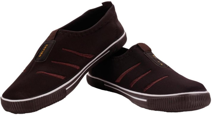 Cefiro 777 Canvas Shoes For Men - Buy