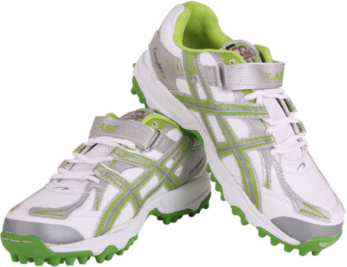 d37a9edd1760 Proase Stud Cricket Shoes For Men - Buy Green Color Proase Stud ...