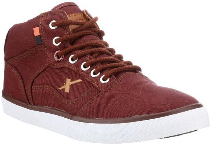 Sparx SM-282 Canvas Shoes For Men - Buy