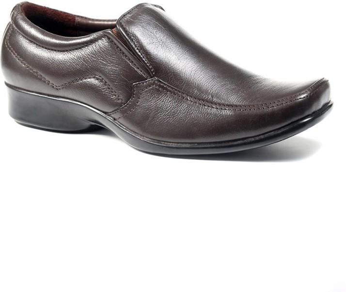 BellBut Slip On Shoes For Men - Buy