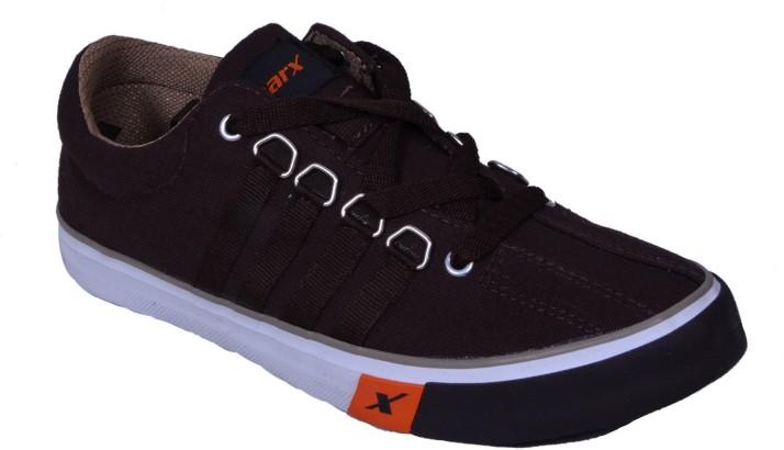 Sparx Sneakers For Men - Buy Brown
