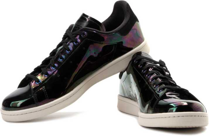 Terrible delincuencia traje  ADIDAS ORIGINALS Stan Smith Sneakers For Men - Buy Black Color ADIDAS  ORIGINALS Stan Smith Sneakers For Men Online at Best Price - Shop Online  for Footwears in India | Flipkart.com