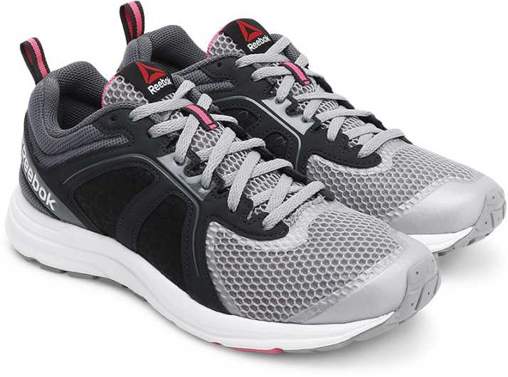 Dictado batería Lírico  REEBOK ZONE CUSHRUN 2.0 Running Shoes For Women - Buy GREY/ALLOY/COAL/PINK  Color REEBOK ZONE CUSHRUN 2.0 Running Shoes For Women Online at Best Price  - Shop Online for Footwears in India