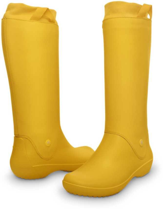 kup popularne przejść do trybu online wykwintny design Crocs Boots For Women - Buy 12424-70U Color Crocs Boots For ...