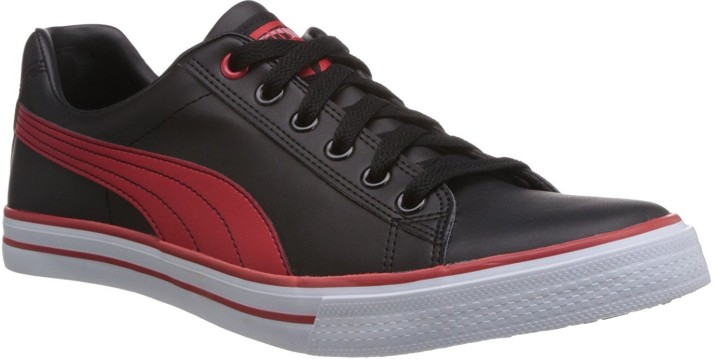 Puma Canvas Shoes For Men - Buy Red