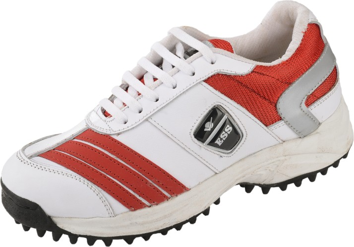 Buy Red_1 Color ESS Red Cricket Shoes