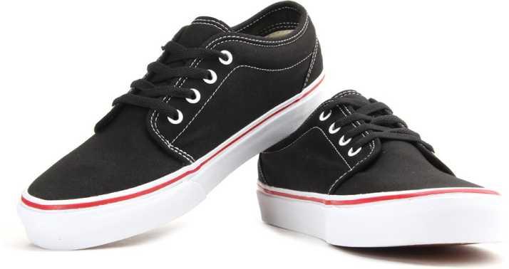 57b50b24ae Vans 106 Vulcanized Men Sneakers For Men - Buy (Pop) Black
