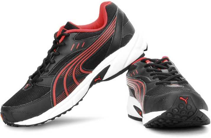84c5e2e84421 Puma StormIndhighriskred Running Shoes For Men - Buy Black