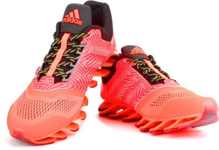 new product 444a5 dadcd ADIDAS Men Running Shoes For Men (Orange)