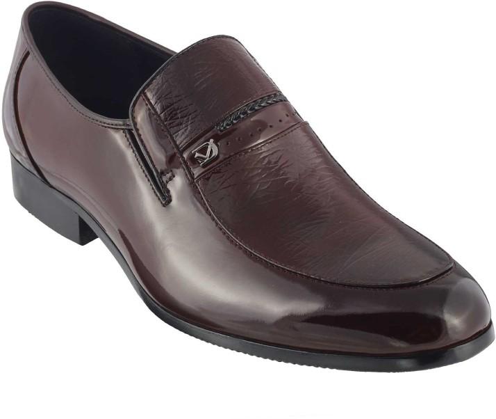 Metro Davinchi Slip On Shoes For Men