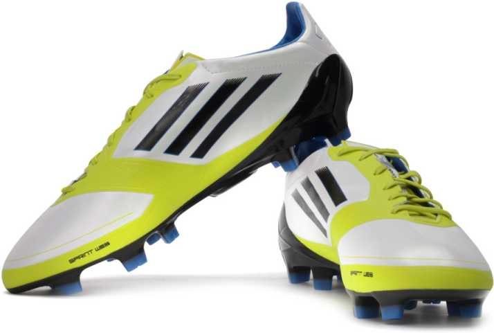 Limón Envío Adiccion  ADIDAS F50 Adizero Trx Fg Syn Football Shoes For Men - Buy White, Yellow,  Black Color ADIDAS F50 Adizero Trx Fg Syn Football Shoes For Men Online at  Best Price - Shop