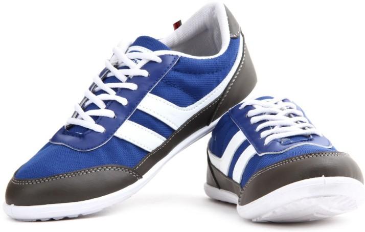 D.Grey Color Goldstar Magic Sneakers