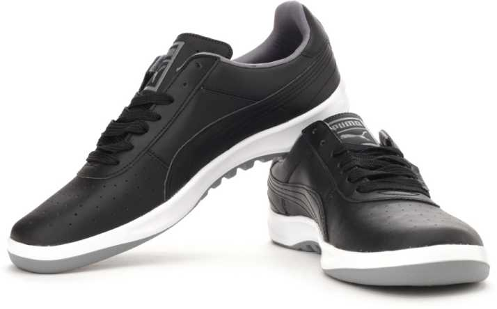 Puma G. Vilas L2 Sneakers For Men - Buy Black de7286eb3