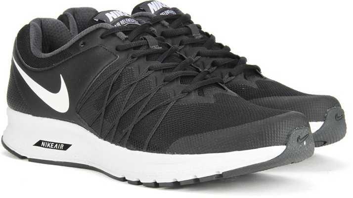 Banco Inapropiado Agente de mudanzas  Nike AIR RELENTLESS 6 MSL Running Shoes For Men - Buy  BLACK/BLACK-ANTHRCT-NTRL GRY Color Nike AIR RELENTLESS 6 MSL Running Shoes  For Men Online at Best Price - Shop Online for Footwears