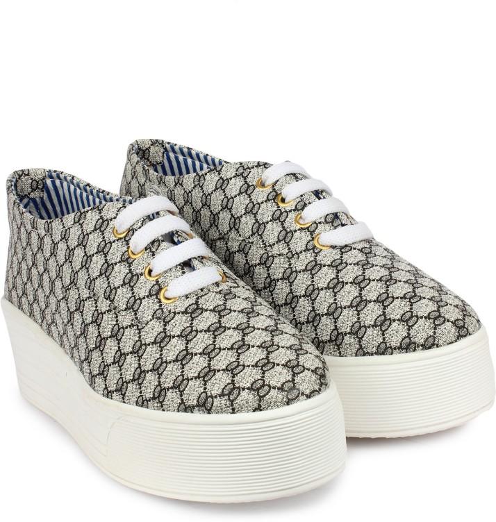 Shoetopia Canvas Shoes For Women - Buy