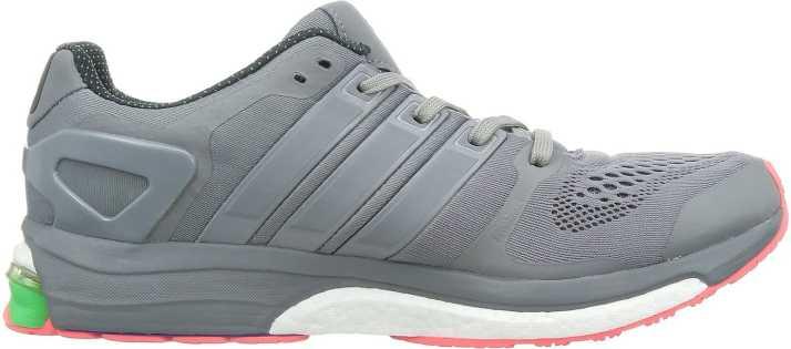 ADIDAS ADISTAR BOOST M CHILL Running Shoes For Men - Buy Grey ...