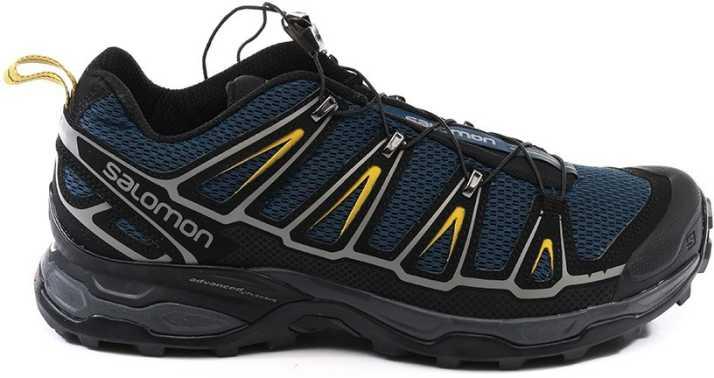 Salomon X Ultra 2 FjordBlackRay Hiking & Trekking Shoes For Men