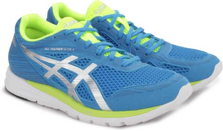 00649a7640ebd Asics GEL-FEATHER GLIDE 4 Sports Shoe For Men - Buy DIVA BLUE SILVER ...