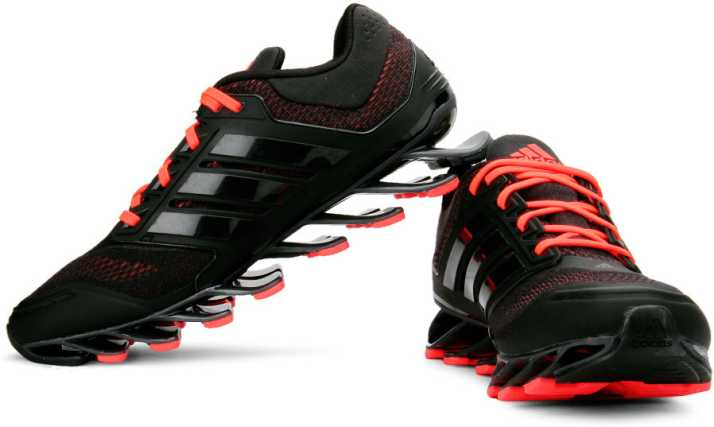 0ac2e4772a9e ADIDAS Springblade Drive M Running Shoes For Men - Buy Black Color ...