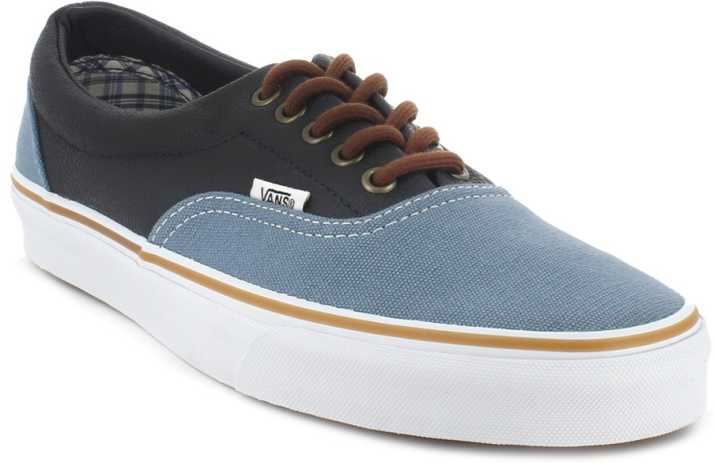 cbc4f1aa98 Vans Era Sneakers For Men - Buy (Leather Quarter) Color Vans Era ...