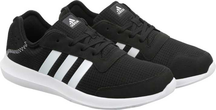 Tiempos antiguos Dentro Desde  ADIDAS Element Refresh M Running Shoes For Men - Buy CBLACK/FTWWHT/CBLACK  Color ADIDAS Element Refresh M Running Shoes For Men Online at Best Price -  Shop Online for Footwears in India